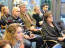 Fotografia 2. Inauguracja Europejskiego Korpusu Solidarności w Punkcie Informacji UE, 7 grudnia 2016 r, fot. Stałe Przedstawicielstwo Komisji Europejskiej w Polsce